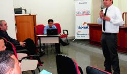 SINDVAR apresenta linhas de crédito do BDMG para empresários de Varginha